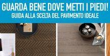 Pavimenti e Parquet / Guida alla scelta del pavimento ideale, a cura del nostro esperto, il Geom. Angelo Riolo. www.primehome.it/guarda-bene-dove-metti-i-piedi-guida-alla-scelta-del-pavimento-ideale/