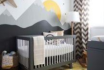 Adorable Nursery Interiors