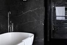 Fabulously Marbled / Fabulous marble interior ideas and designs