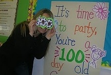 100th day / by Jane Reid