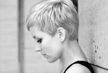 Short Hair / I'm a short-hair girl. These are inspiration for if I ever decide to switch up my already-short 'do!