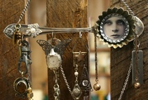 Altered Art & Assemblage / by Alice Fazooli
