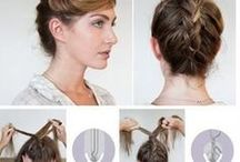 Awesome hair ideas / by Noreen Parr