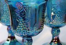 ~ Carnival Glass ~