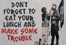public art / civic art, street art