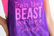 Working on my Fitness / by Annamarie T.