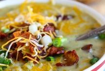 Soup's On / by Alice Fazooli
