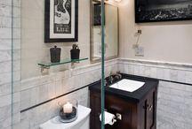 Bathrooms / by Yvonne Loya