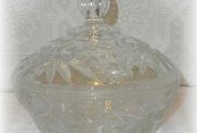 ~ Early American Prescut Glass ~
