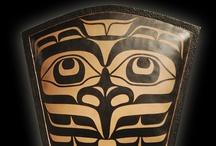NorthWest Coast Native American Art / by Cheryl Richards