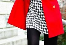 ~ Black, Red and White ~