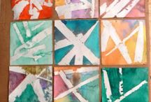 Canvas & Mosaic Crafts / by Tina Carothers