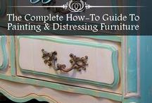 Furniture Distressed / by Tina Carothers