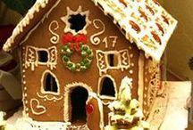 Celebrations - Christmas food (treats etc.)