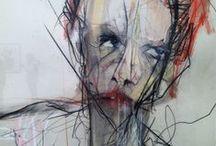 Kris Hargis / by Saskia Darcy