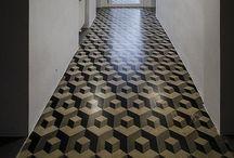 Floor Treatments & Materials / spice up your floor