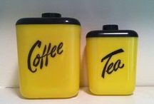 Vintage Cans, Tins, Boxes & Canisters
