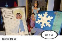 Elf on the Shelf / by Sealed With A Stitch, LLC by Sue O'Very