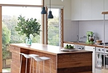 kitchen moodboard / i'm dreaming of a new kitchen