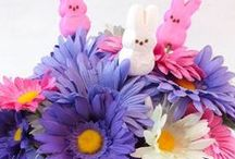 Holidays-Easter / Easter crafts, decor and food