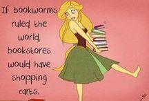 bookworm / by Chloe Moord