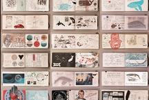 Sketchbooks + Journals + Works in Progress