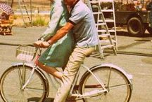 """On A Bicycle Built for Two..."""