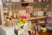Randoons Displays / displays around our shop / by Randoons