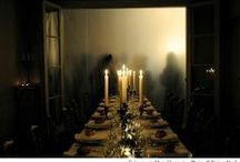 Ambiance festins aux bougies