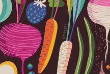 Vegetable Fabrics