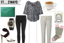 1 T...2 Ways / by StyleMint