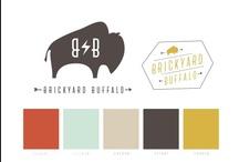 Brands, Logos, & Typography / by Brandi Hussey