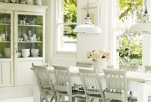 Home- Dining / by Allison Bell