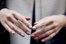 Fancy fingers / Like a magpie, I love sparkly, pretty things.  / by Shelli Quinn