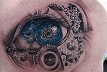 Body Art / by Ruth Pulley
