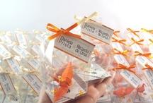 ღ lembrancinhas de casamento com tsuru e outros origamis ღ / Lembrancinhas de casamento com tsuru, feito com a técnica do origami e vários detalhes especiais! E também com outros modelos de dobraduras!