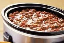 Crock Pot Meals / Slow cooker meals.  My family loves crock pot meals and it makes my life so much easier! #slowcooker #crockpot / by Megan Russell