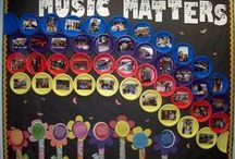 Bulletin Boards -March and Music in our Schools Month / Bulletin board ideas for March which just happens to be Music in our Schools Month