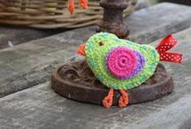crochet: birds/free / by Amy Woods