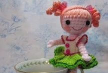 crochet: dolls/free / by Amy Woods
