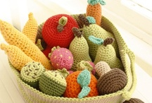 crochet: food/free / by Amy Woods