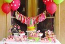 party decoration / by Maria Cristina Henao