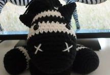 crochet: stuffies/ free #2 / by Amy Woods
