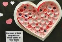 Bulletin Boards -February / Bulletin board ideas for the month of February