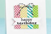 Cards - Birthday / Birthday Cards / by Richelle Stephens