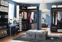 Home- Closets & Boudoir / by Allison Bell
