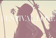 Festival Love  / by StyleMint