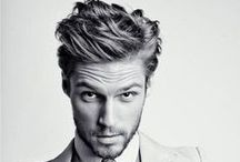 MEN'S HAIR / Who doesn't love sexy hair on sexy men?