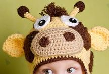 crochet: hats/ free #4 / by Amy Woods