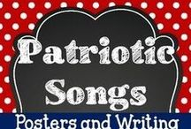 Patriotic Resources / Patriotic resources for classrooms.  Music, crafts and more.